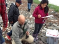 Ram-Papish-and-team-catching-least-auklets.-St.-Paul-Seabird-Camp-2013